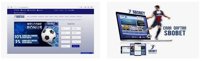 Cara melakukan pembuatan akun judi online sbobet melalui handphone